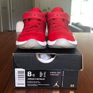 Kids Jordan 11 Retro BT w/ box